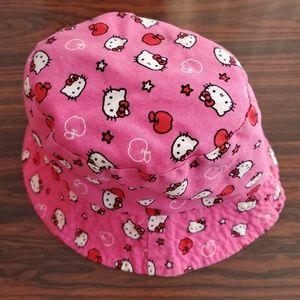eecdc4054 Hello Kitty · Sanrio Hello Kitty Bucket Hat Toddler Girls 1-3
